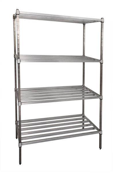 Post Style Dunnage Shelving
